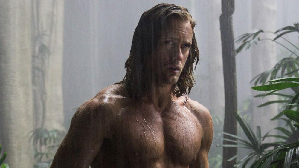 The Legend Of Tarzan 2016 Second Union