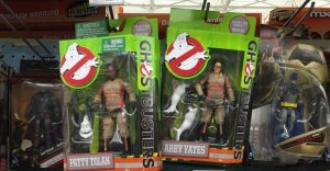Ghostbusters 2016 toys