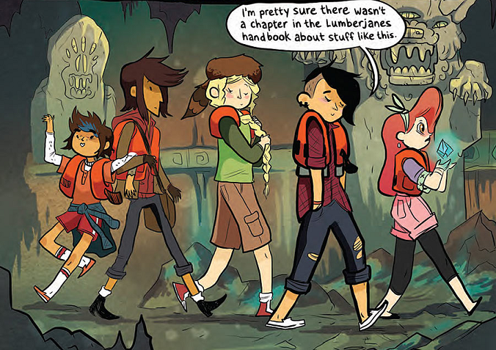 20th Century Fox Finds Director for Lumberjanes - Second Union
