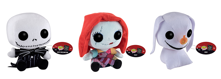 NightmareBeforeChristmas-Plush