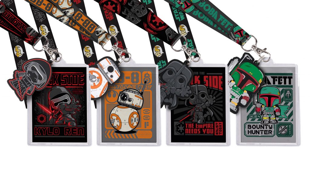 Star Wars Lanyards from Funko!
