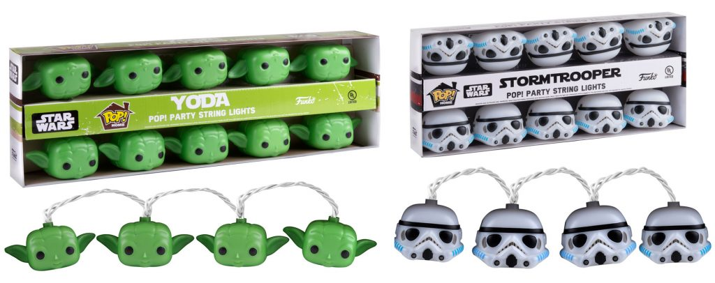 Star Wars Pop! Party Lights from Funko!