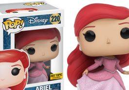 Sparkly Ariel Funko Pop!