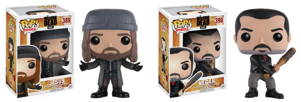 'The Walking Dead' Funko Pops!