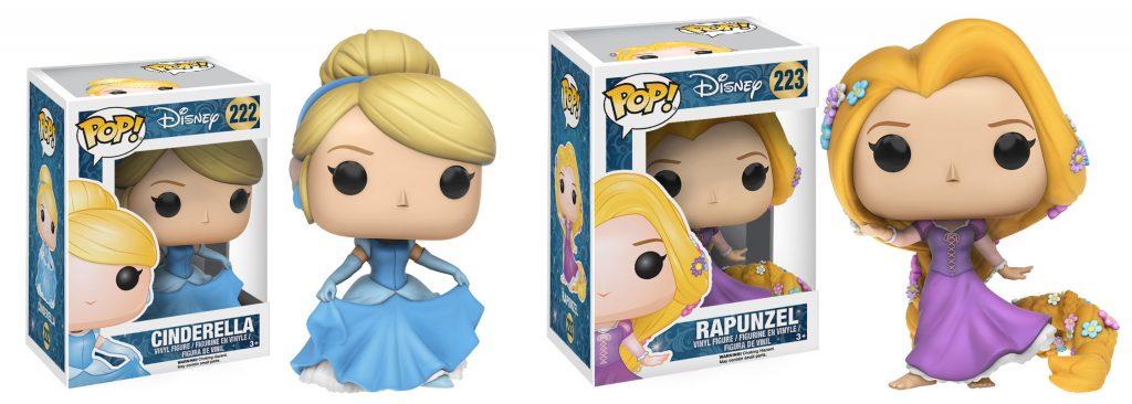 Disney Princess Funko Pops!