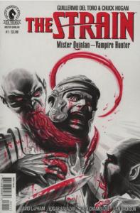 Strain Mr. Quinlan Vampire Hunter #1