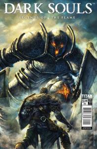 Dark Souls Legend of the Flame #1