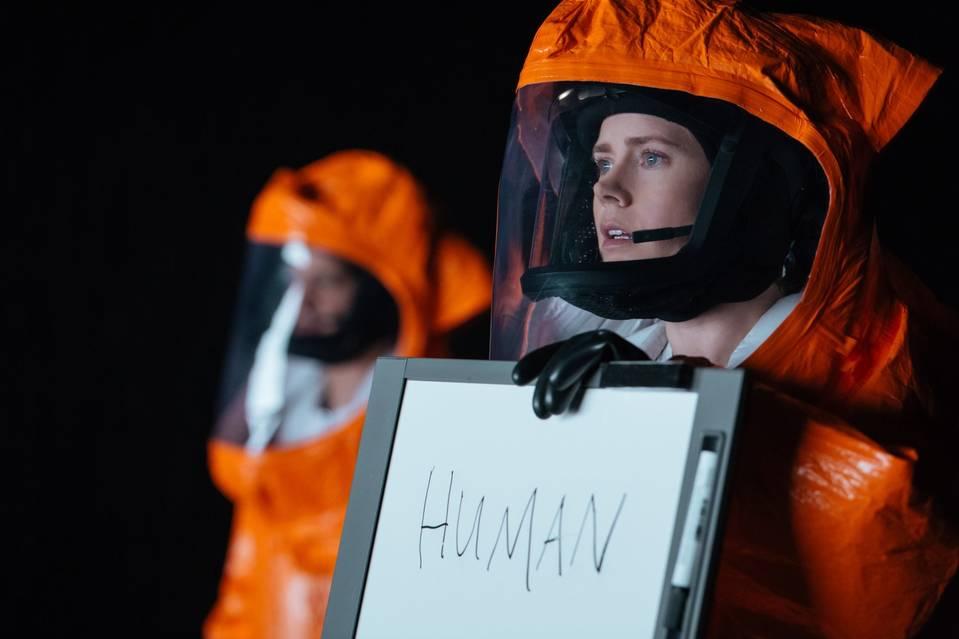 Amy Adams in Arrival (2016)