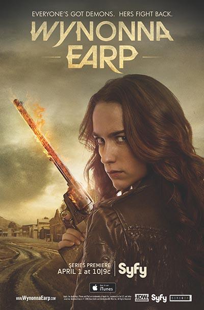 Wynonna Earp Season 1