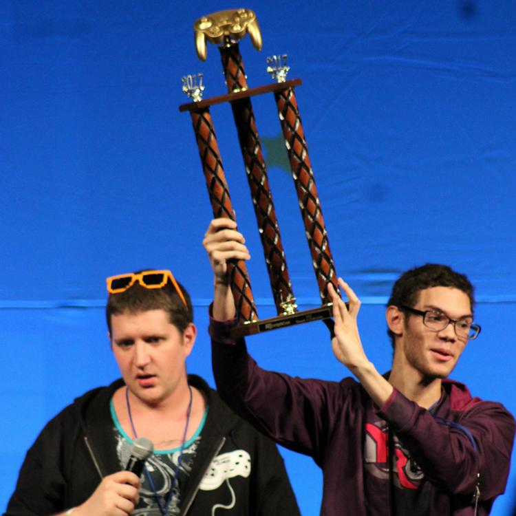 Smash Bros. Champion at MomoCon 2017