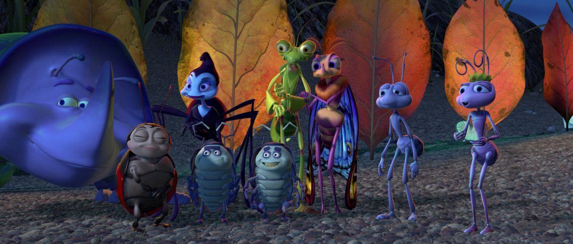 a comprehensive movie review of a bugs life Cute animated tale with some mild peril and scary bugs read common sense media's a bug's life review, age rating, and parents guide.