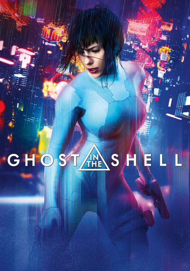 GHOST IN THE SHELL – Blu-Ray Release Detailed