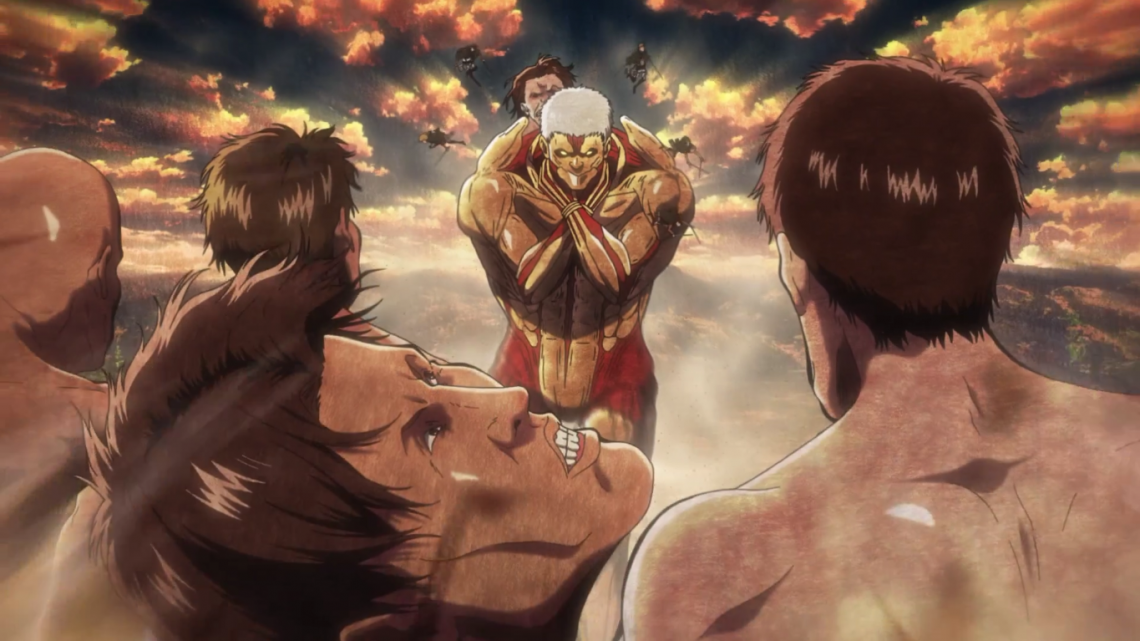"""RECAP: Attack On Titan - """"Charge"""" - Second Union"""
