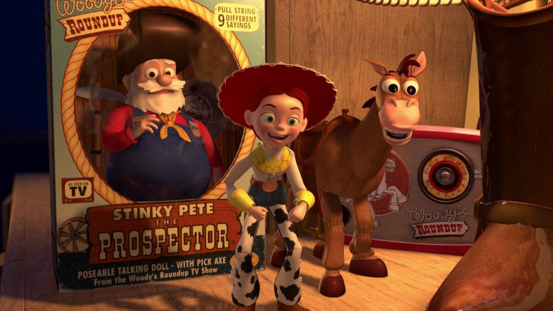 the story is while not as original as the first film still great basically woody is stolen by a collector and put with the other members of his toy - Toy Story Christmas Movie