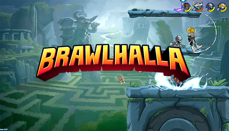 PlayStation 4 BRAWLHALLA Players Join PC Community at Launch with