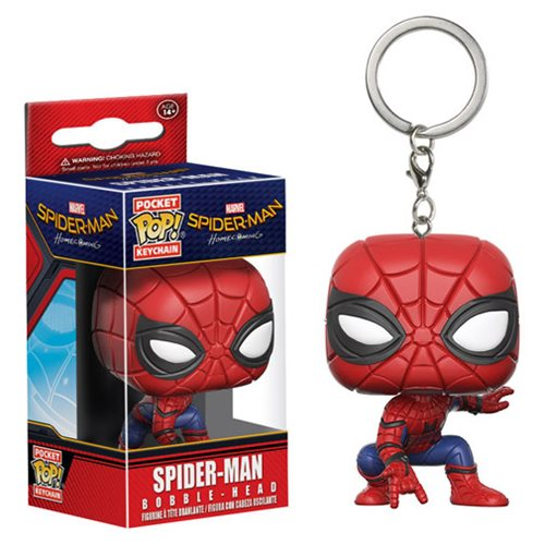 Spider-Man: Homecoming Pocket Pop! Key Chain