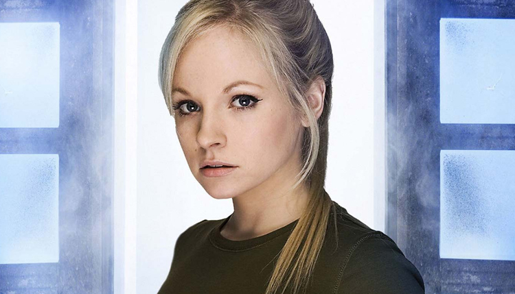 Georgia Moffett to Return as THE DOCTOR'S Daughter in ...