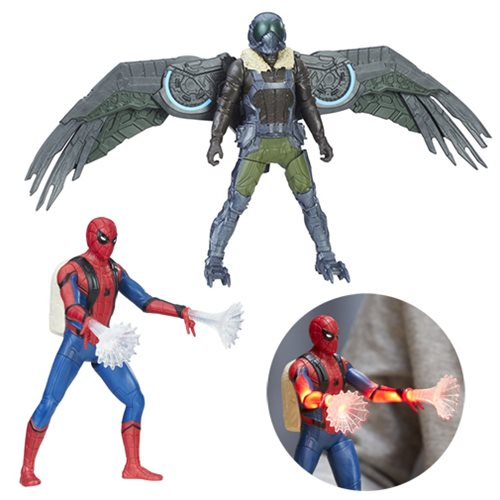 Spider-Man Homecoming Feature Action Figure Wave 1 Case