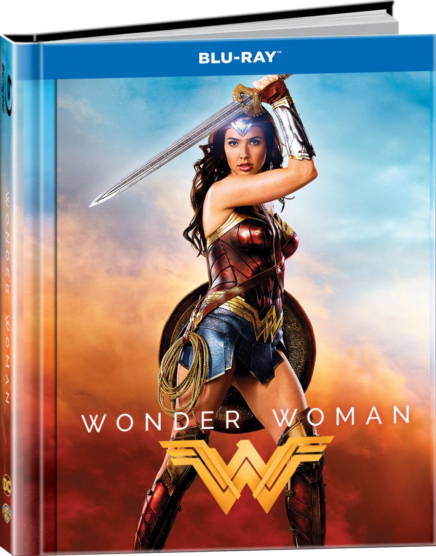 Wonder Woman Bluray - oukas info