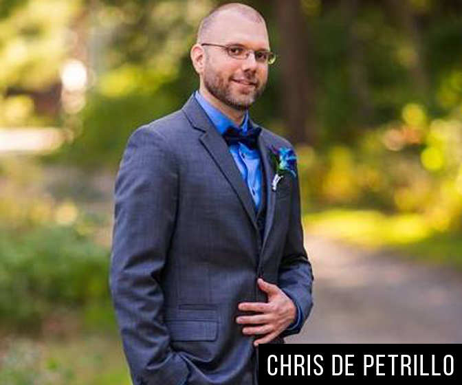 INTERVIEW: Chris De Petrillo