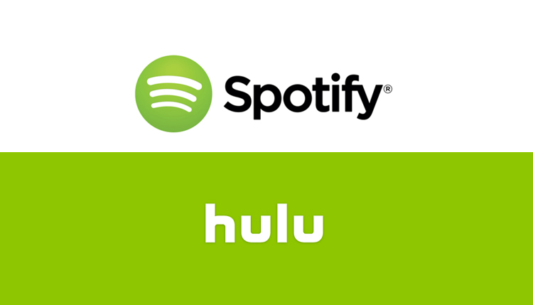 new spotify and hulu bundle a boon for us college students second union. Black Bedroom Furniture Sets. Home Design Ideas