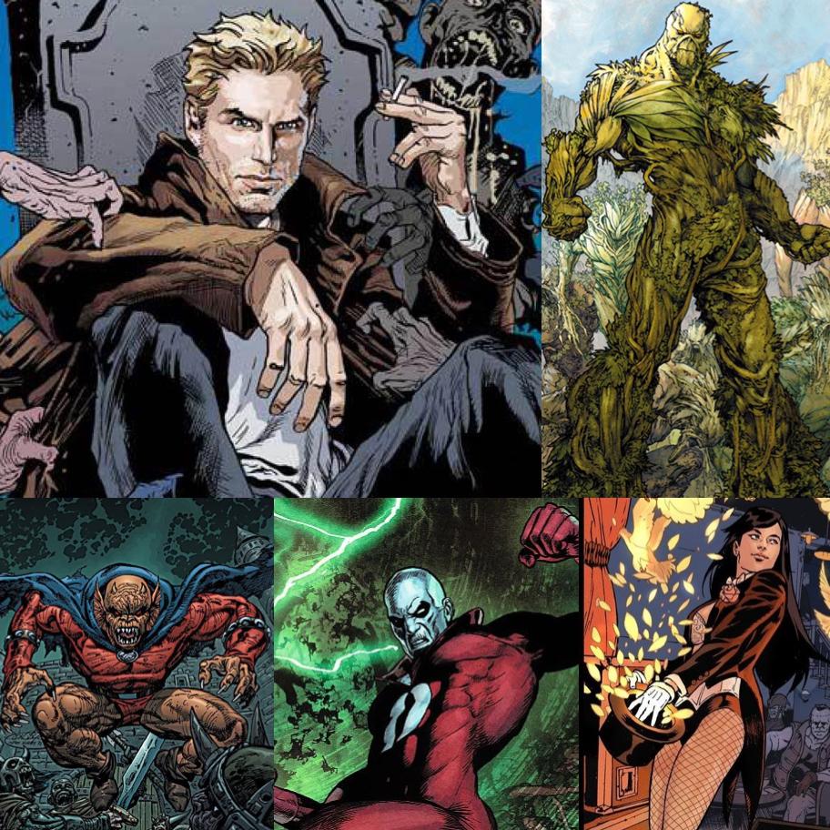 JL Dark, team collage