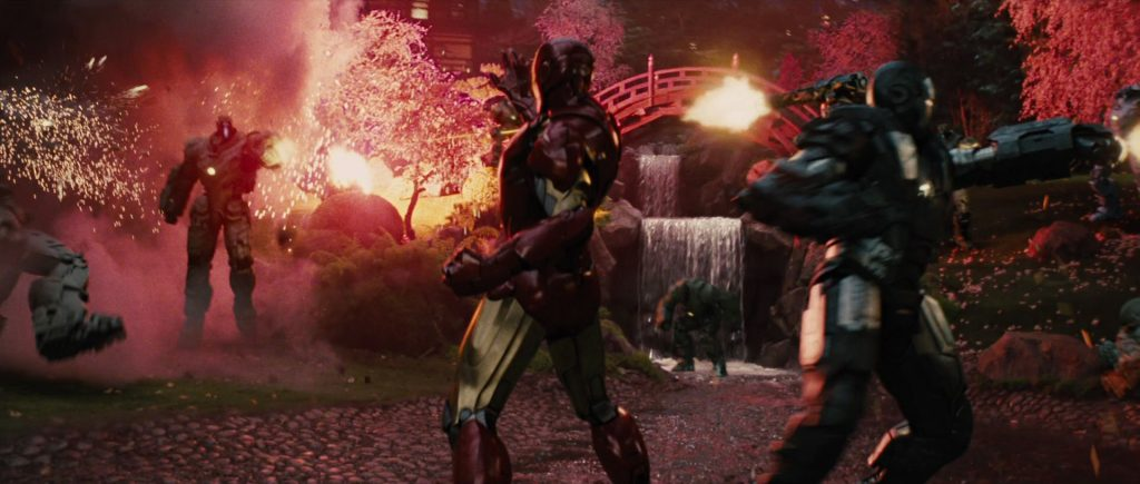 Rewind Iron Man 2 2010 Movie Review Second Union
