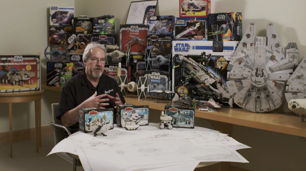 Toy Designer Mark Boudreaux