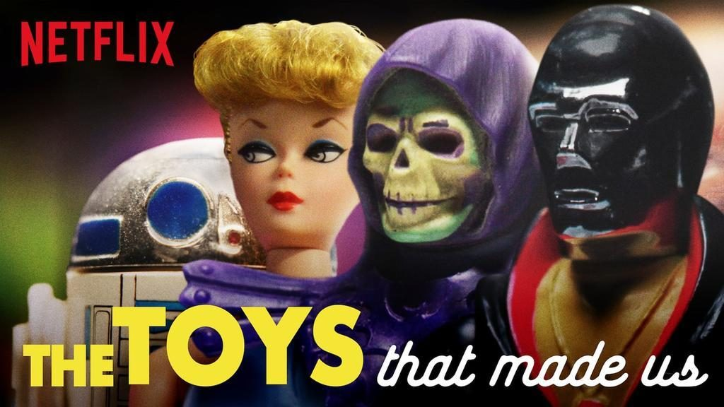 Netflix Original Series The Toys That Made Us