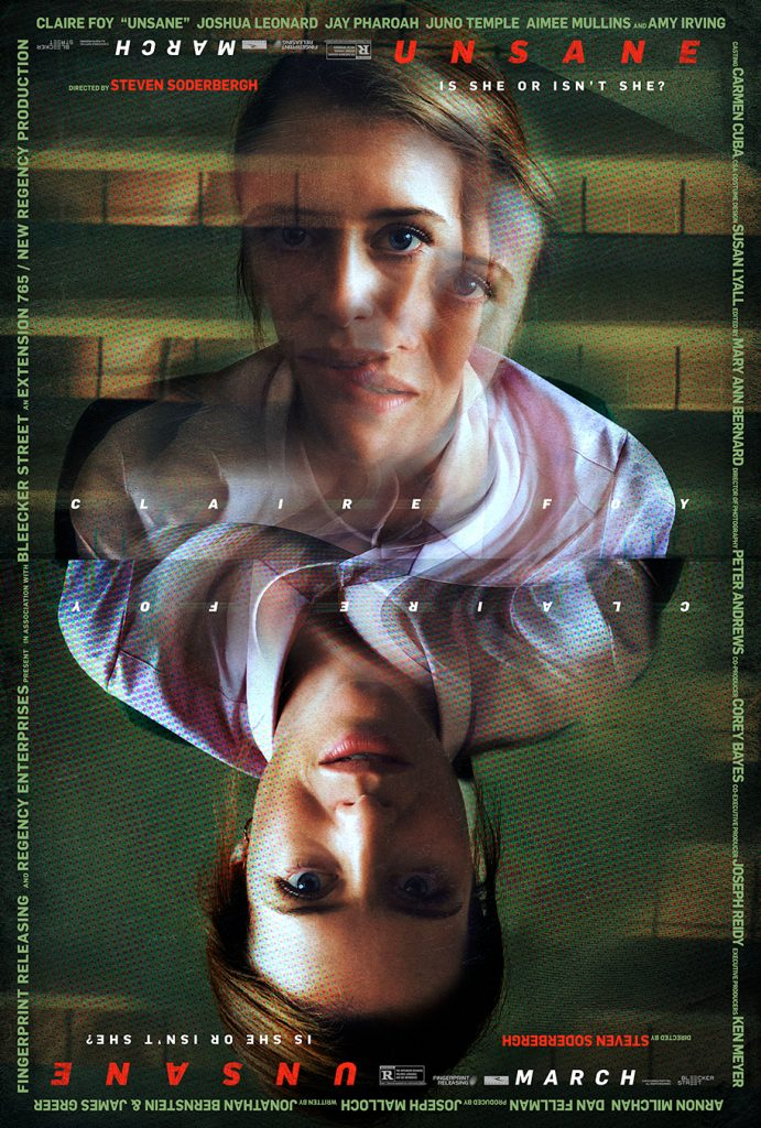 Unsane Movie Poster LG