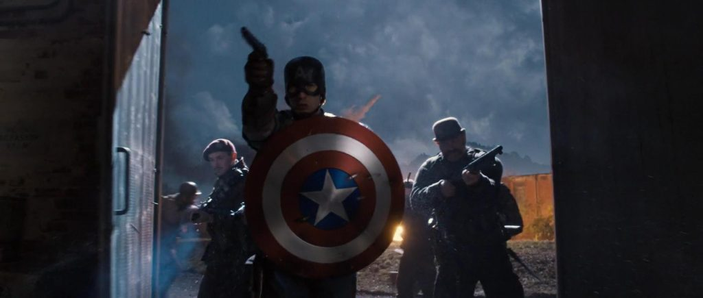 Rewind Captain America The First Avenger 2011 Movie Review Second Union