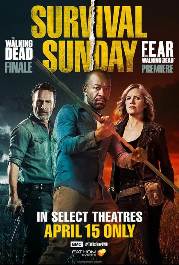 Survival Sunday: The Walking Dead & Fear the Walking Dead - Second Union