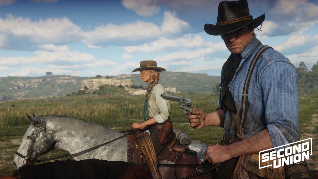 Red Dead Redemption 2 - Dutch