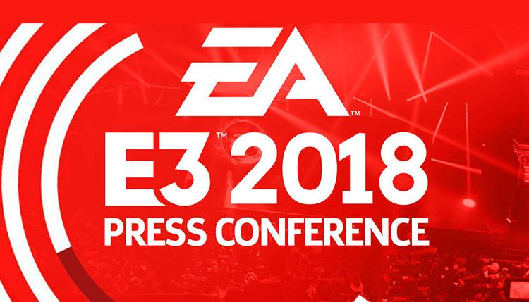 EA Presser E3 2018