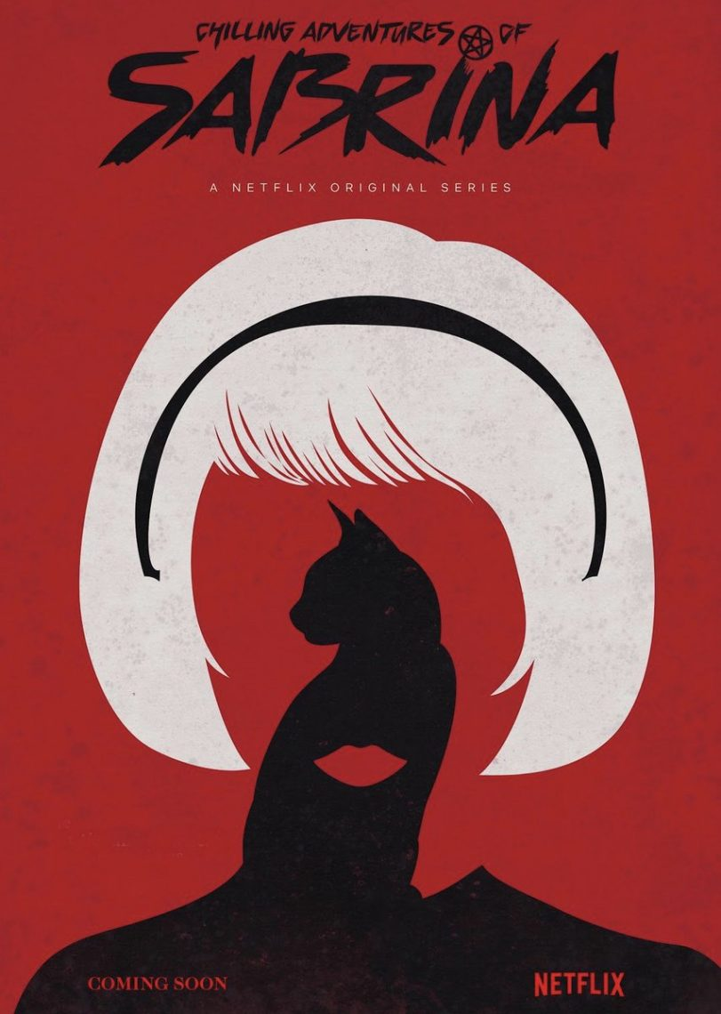 NETFLIX Releases Poster for CHILLING ADVENTURES OF SABRINA