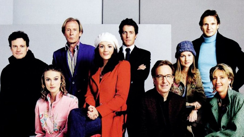 Films To Make You Festive Love Actually 2003 Second Union