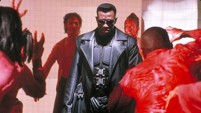 Best Songs In A Supporting Role Blade 1998 Second Union