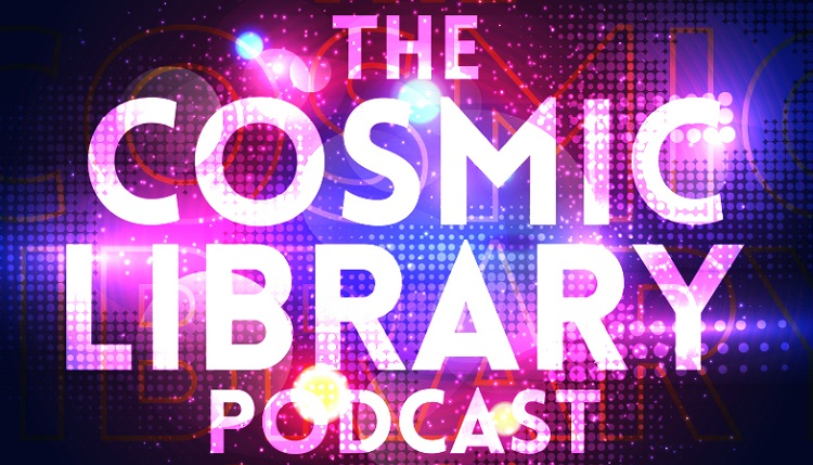 cosmic library podcast second union
