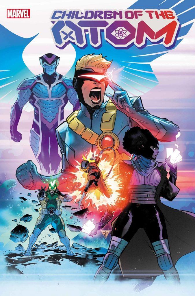 Children of the Atom X-Men Marvel Comics