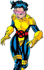 marvel comics jubilee x-men