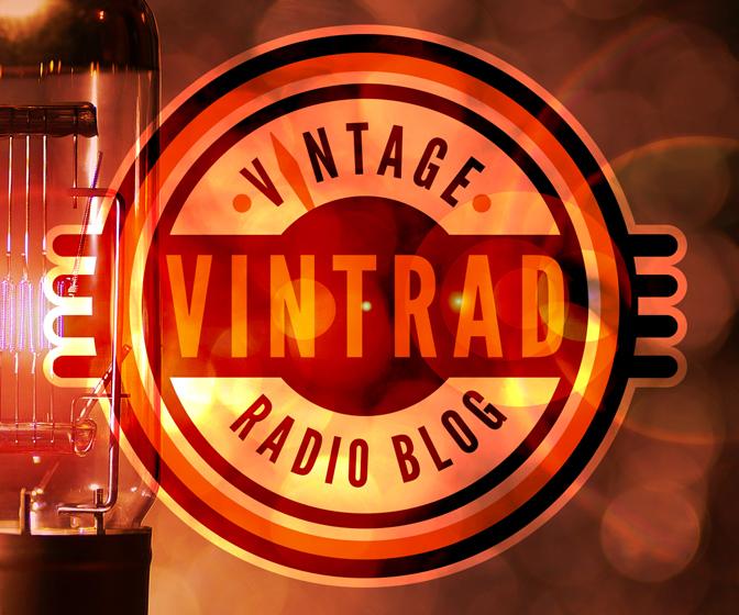 VINTRAD-Vintage Radio Blog