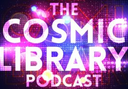 cosmic library podcast title