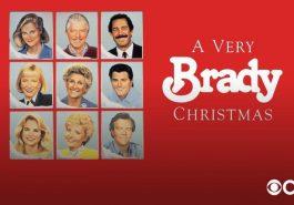 A Very Brady Christmas title card